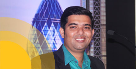 Yuvraj Thombre at savic technologies vice president
